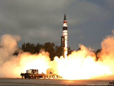 World View: India Tests Nuclear-Capable Long-Range Missile
