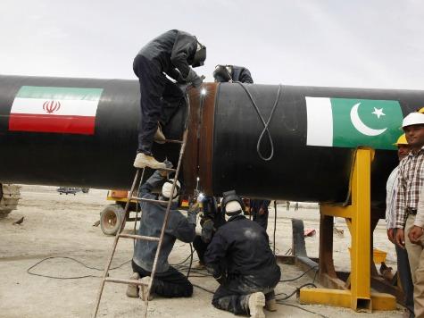 Iran Working to Overhaul Gas Sector