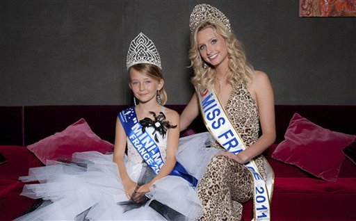 French Senate Votes to Ban Child Beauty Pageants