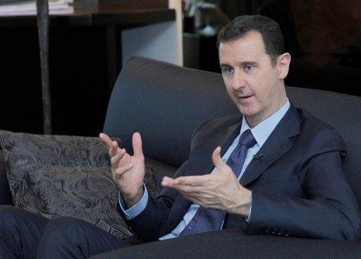 Assad: Russia Creating 'New Global Balance'