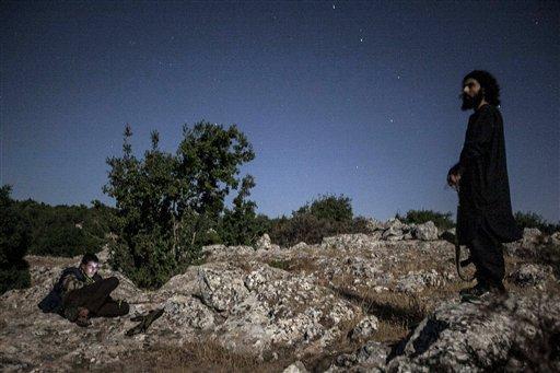 Jihadis Capture Northern Syrian Town Near Turkey