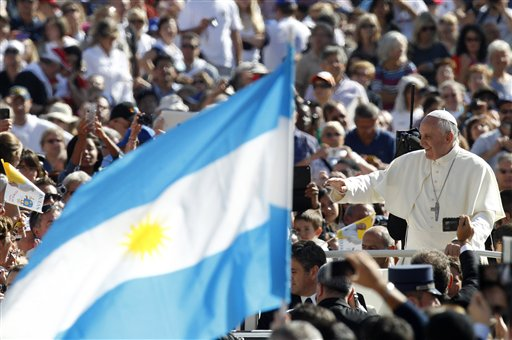 Pope Warns Church Must Find New Balance or Fail