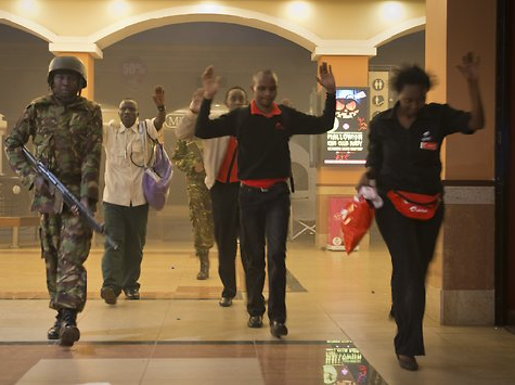 Canadian Diplomat Slaughtered in Nariobi Mall Attack