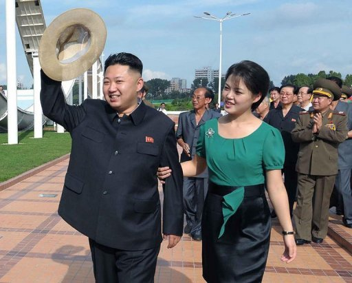 N. Korea Fumes at Reports on First Lady's Past