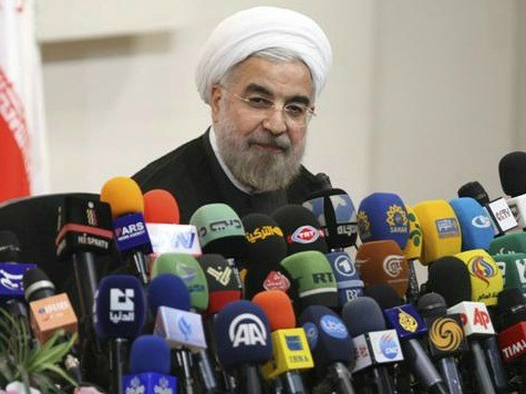 Obama's Possible Rouhani Meeting Signals Surrender to Iran