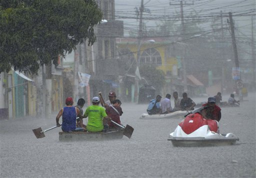 Death Toll in Mexican Floods, Slides Rises to 130
