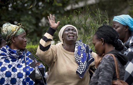 Shabab: 137 Killed in Kenya Mall Attack