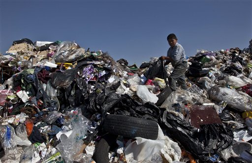 Mexico City Tries to Freshen Its Odor Problem