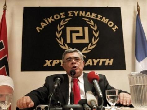 Greek Neo-Nazi Leader Arrested