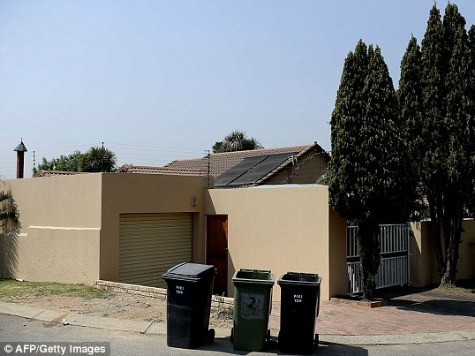 'White Widow' Secret House Revealed in South Africa