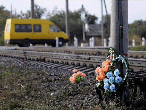 Ukraine Couple Hit by Train While Having Sex on Tracks