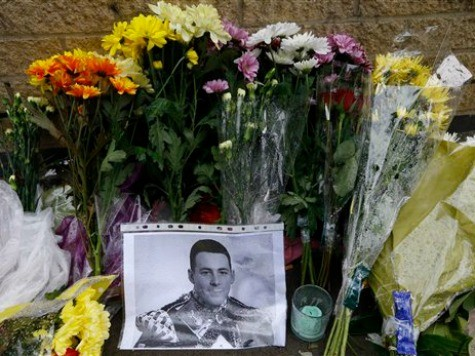 Two Islamists Plead 'Not Guilty' to Charges of Butchering UK Soldier