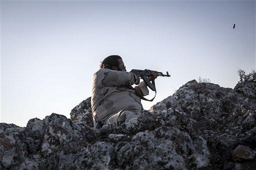 Al-Qaida Spokesman Criticizes Rival Syrian Rebels