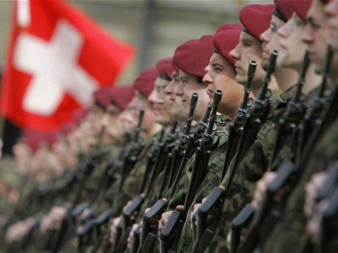 Swiss Court Rules Army Wrong to Ban Extremist Recruit