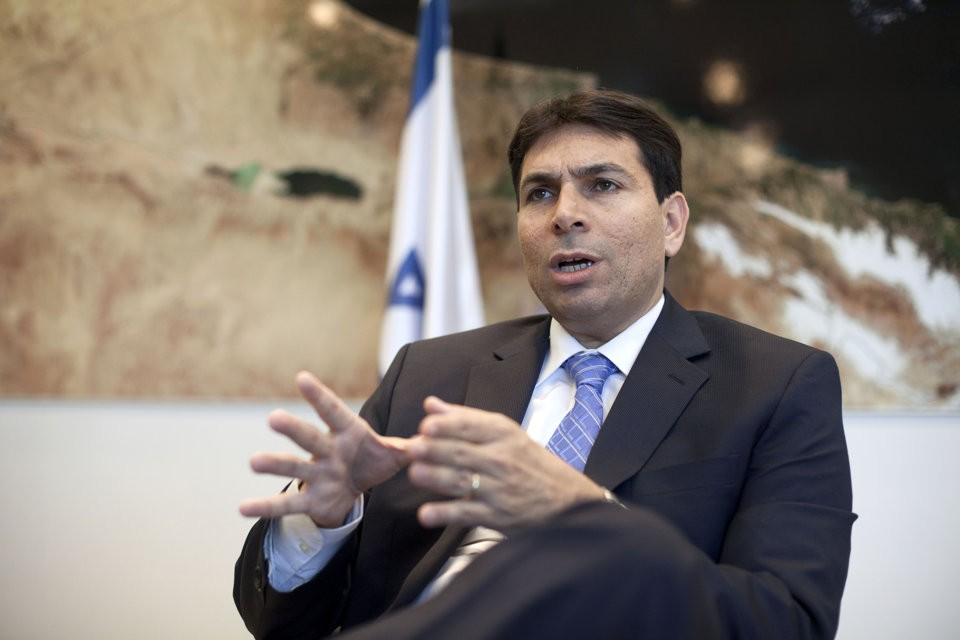Israel's Danon: 'We Will Count Only on Ourselves'