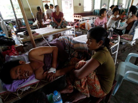 World View: Buddhist Violence Against Muslims in Burma/Myanmar Continues to Spread