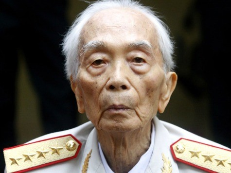 The 'Red' Napoleon: General Giap, Combatant Against French and Americans in Vietnam, Dead at 102