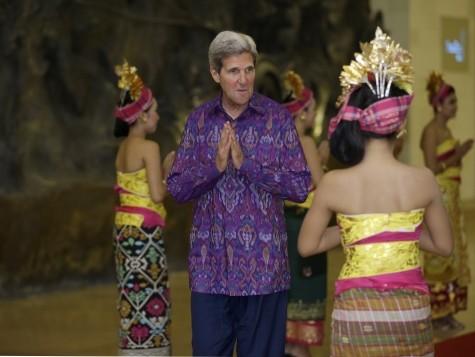 Kerry Reassures Asian Leaders Regarding Shutdown