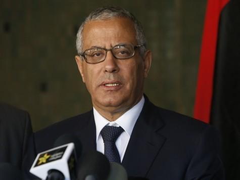 Libyan Interim Gov. Reports PM Zaidan Has Been Kidnapped
