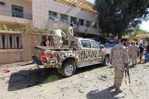 Car B omb Hits Swedish, Finnish Consulates in Libya