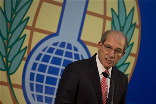 Global Chemical Watchdog Wins Nobel Peace Prize