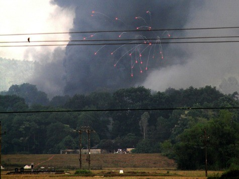 Fireworks Factory Explosion Kills 19 in Vietnam