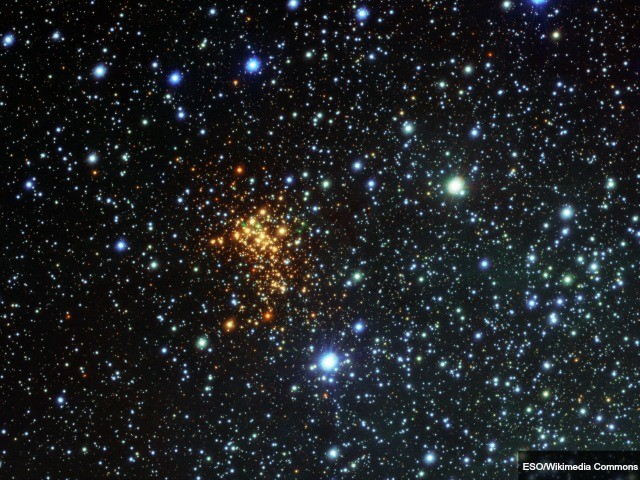 Astronomer: Biggest Star Is Ripping Itself Apart
