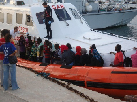 World View: Sicily Declares State of Emergency as African Migrants Flood In