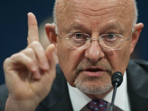 DNI Clapper Admits Obama Admin Put U.S. at Risk by Furloughing Intelligence Workers