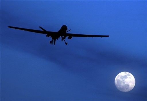 UN Expert Urges US to Reveal Civilian Drone Deaths