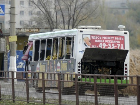 Russian Bus Blown Up by Female Suicide Bomber