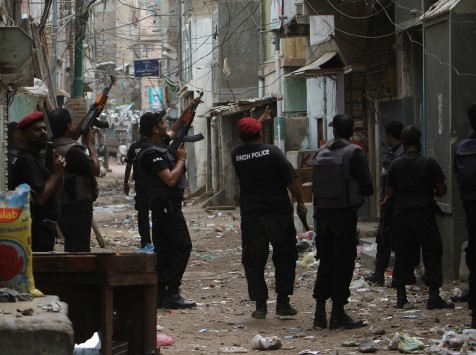 World View: Police Crackdown Tries to Control Exploding Violence in Karachi, Pakistan