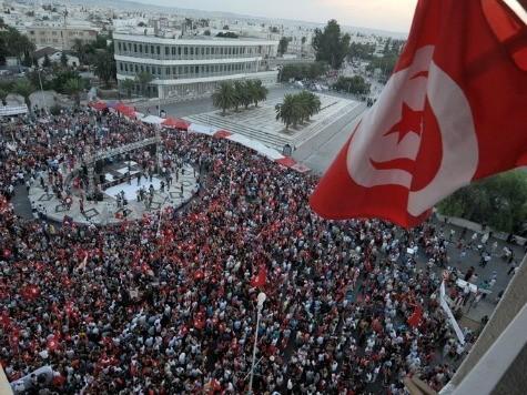 Tunisia, Cradle of Arab Spring, Near Political Collapse