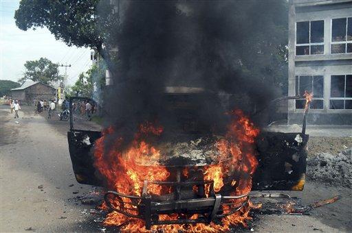 4 Die in Opposition Strike Violence in Bangladesh