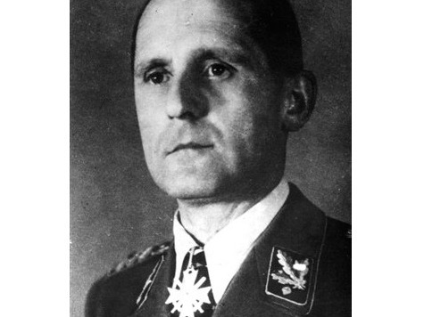 Researcher: Nazi Gestapo Chief Buried in Jewish Cemetary