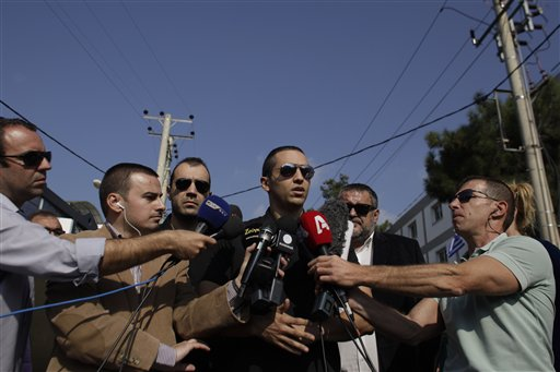 Greek Police: Golden Dawn Slaying Was Point-Blank