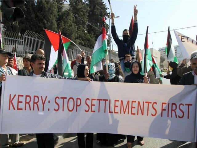 World View: John Kerry Condemns Israeli Settlements