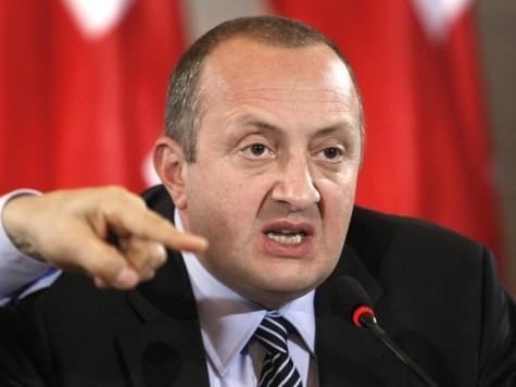 Georgia Inaugurates Philosopher as President
