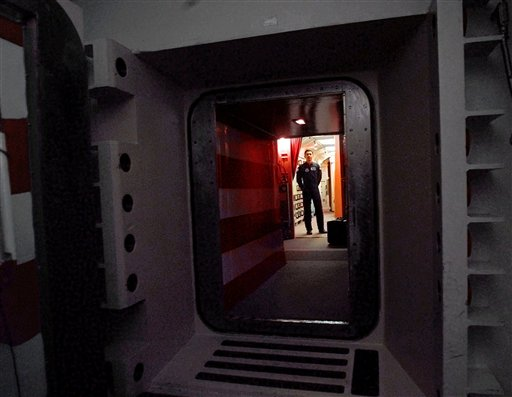 Key U.S. Nuclear Missile Officers 'Burned Out'