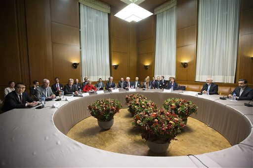 Iran: Easing Oil, Banking Sanctions Part of Talks