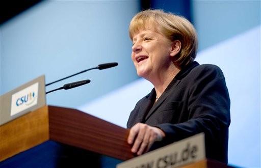 Merkel's Party, Greens Eye German State Alliance