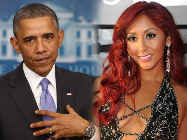 Obama Couldn't Win a Game of Chess Against Snooki