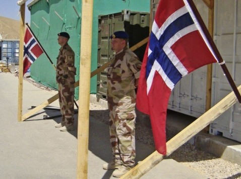 Norwegian Military Places Soldiers on Vegetarian Diet to 'Combat Climate Change'