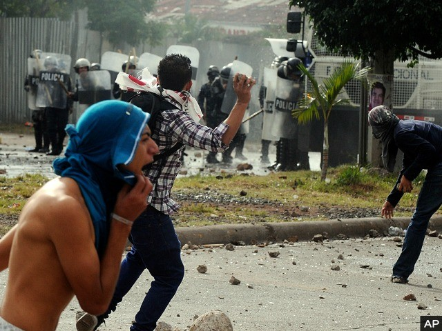 Honduras Election Chaos: Leftists Take to Streets to Protest Defeat