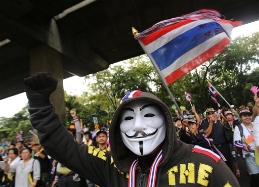 Thailand Cuts Interest Rate amid Political Strife