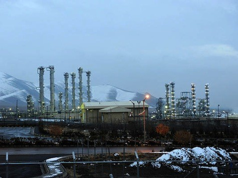 Iran: We Will Continue Building at Arak Nuclear Reactor