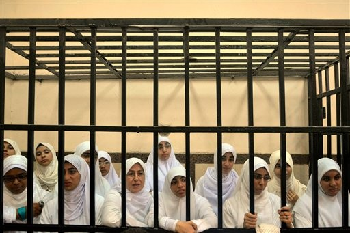 Egypt: Women Protesters Get Heavy Prison Sentences