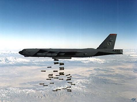World View: U.S. B-52 Warplanes Challenge China's 'Sea Air Identification Zone'