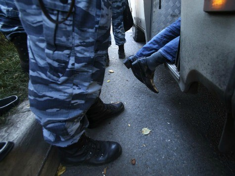 Islamists Arrested in Moscow Readying Suicide Attacks
