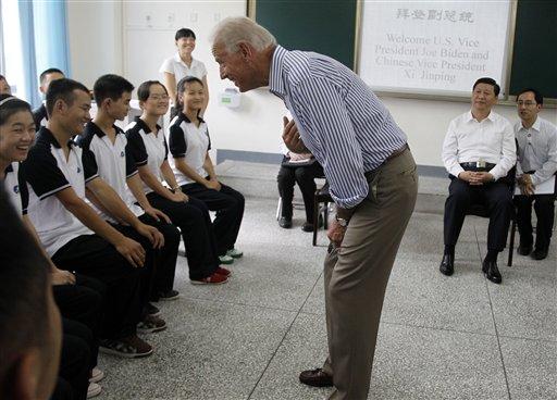 Biden Does Asia